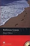 Robinson Crusoe Book + CD