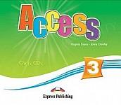 Access 3 Class Audio CDs (set of 5)
