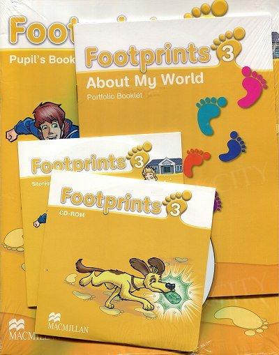 Footprints 3 podręcznik
