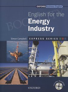 English for Energy Industry Student's Book with MultiROM