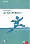 Mit Erfolg zum Goethe-Zertifikat C1 Ćwiczenia z płytą CD audio