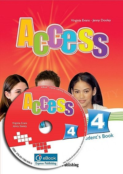 Access 4 Student's Pack (Student's Book niewieloletni + interactive eBook)