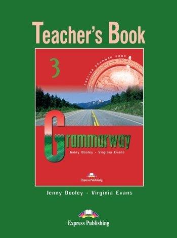 Grammarway 3 książka nauczyciela