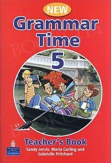 Grammar Time 5 (New Edition) książka nauczyciela