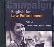 Campaign English for Law Enforcement CD
