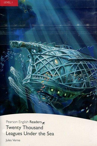 Twenty Thousand Leagues Under the Sea plus Audio CD Book with Audio CD