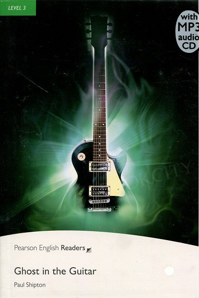 Ghost in the Guitar Book and MP3