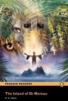 Island of Dr Moreau Book plus mp3