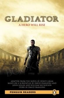 Gladiator Book plus mp3