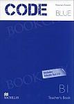 Code Blue książka nauczyciela