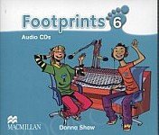 Footprints 6 Class Audio CD (4)