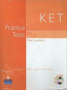 Practice Tests Plus KET Book plus Audio CD
