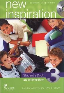 New Inspiration 3 podręcznik