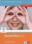 Aussichten A1 Podręcznik + ćwiczenia + CD + DVD A1.1