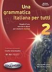 Una Grammatica italiana per tutti 2 Książka