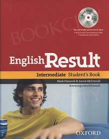 English Result Intermediate Student's Book + DVD