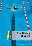 True Heroes of Sport Book with MultiRom