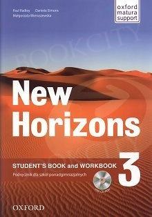 New Horizons 3 Student's Book + Workbook