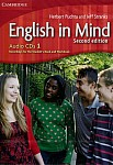 English in Mind (2nd Edition) Level 1 Audio CDs (3)
