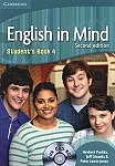 English in Mind (2nd Edition) Level 4 Student's Book with DVD-ROM