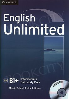 English Unlimited B1+ Intermediate ćwiczenia