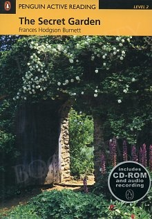 The Secret Garden Book with CD-ROM