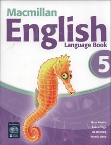 Macmillan English 5 Language Book