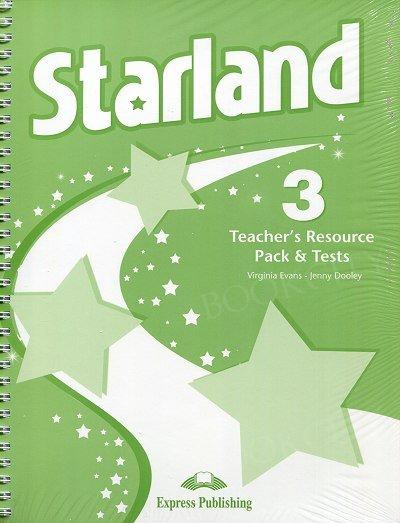 Starland 3 Teacher's Resource Pack(TB + CD)