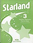 Starland 3 (niewieloletni) Teacher's Resource Pack(TB + CD)