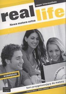 Real Life Upper-Intermediate - wydanie uaktualnione ćwiczenia