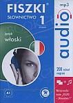 Fiszki Włoskie Audio. Słownictwo