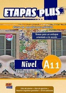 Etapas Plus A1. 1 podręcznik