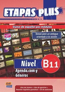 Etapas Plus B1. 1 podręcznik