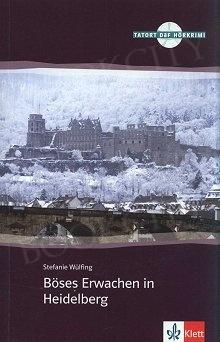Böses Erwachen in Heidelberg Książka + Audio Online