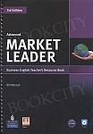 Market Leader 3rd Edition Advanced Teacher's Resource Book plus Test Master CD-ROM