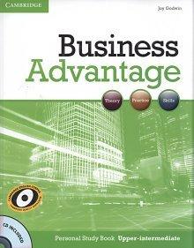 Business Advantage Upper Intermediate Personal Study Book+CD