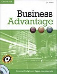 Business Advantage Upper Intermediate Personal Study Book+CD