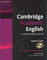 Cambridge Academic English Upper Intermediate podręcznik