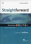Straightforward 2nd ed. Elementary Class CD