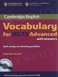 Cambridge Vocabulary for IELTS Advanced Band 6.5+ SB with answers and Audio CD (1)