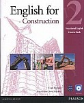 English for Construction Level 2 Coursebook plus Audio CD