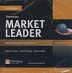 Market Leader 3rd Edition Elementary Class Audio CD