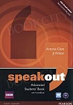 Speakout Advanced C1 Student's Book with DVD/ActiveBook Multi-ROM (bez kodu)