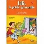 Lili, la petite grenouille 1 podręcznik