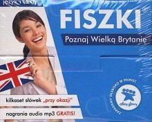 Poznaj Wielką Brytanię Fiszki + mp3 online