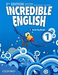Incredible English 1 (2nd edition) Activity Book