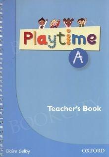 Playtime A Teacher's Book