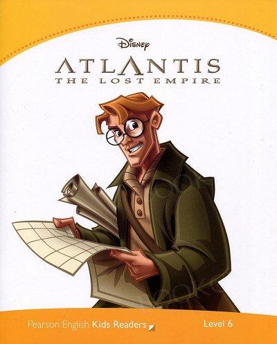 Atlantis: The Lost Empire Poziom 6 (1200 słów)