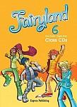 Fairyland 6 Class Audio CDs (set of 4)