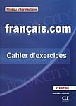 Français.com Niveau Intermédiaire 2e édition Ćwiczenia
